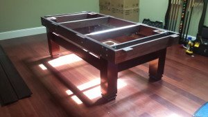 Correctly performing pool table installations, Saratoga Springs New York