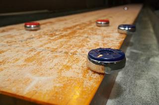 SOLO® Shuffleboard Movers Saratoga Springs, New York.